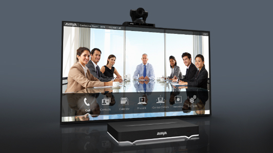 Avaya Video and Voice Conferencing