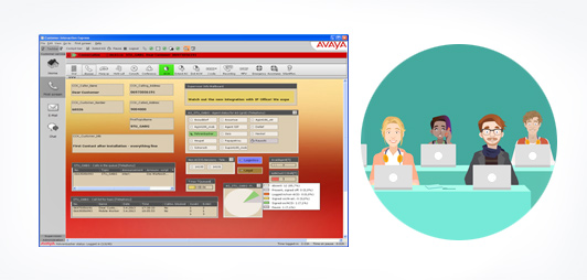 IP Office Contact Center IPOCC